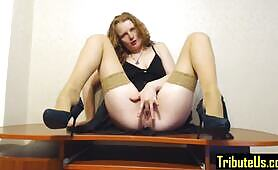 Heels and Fingering